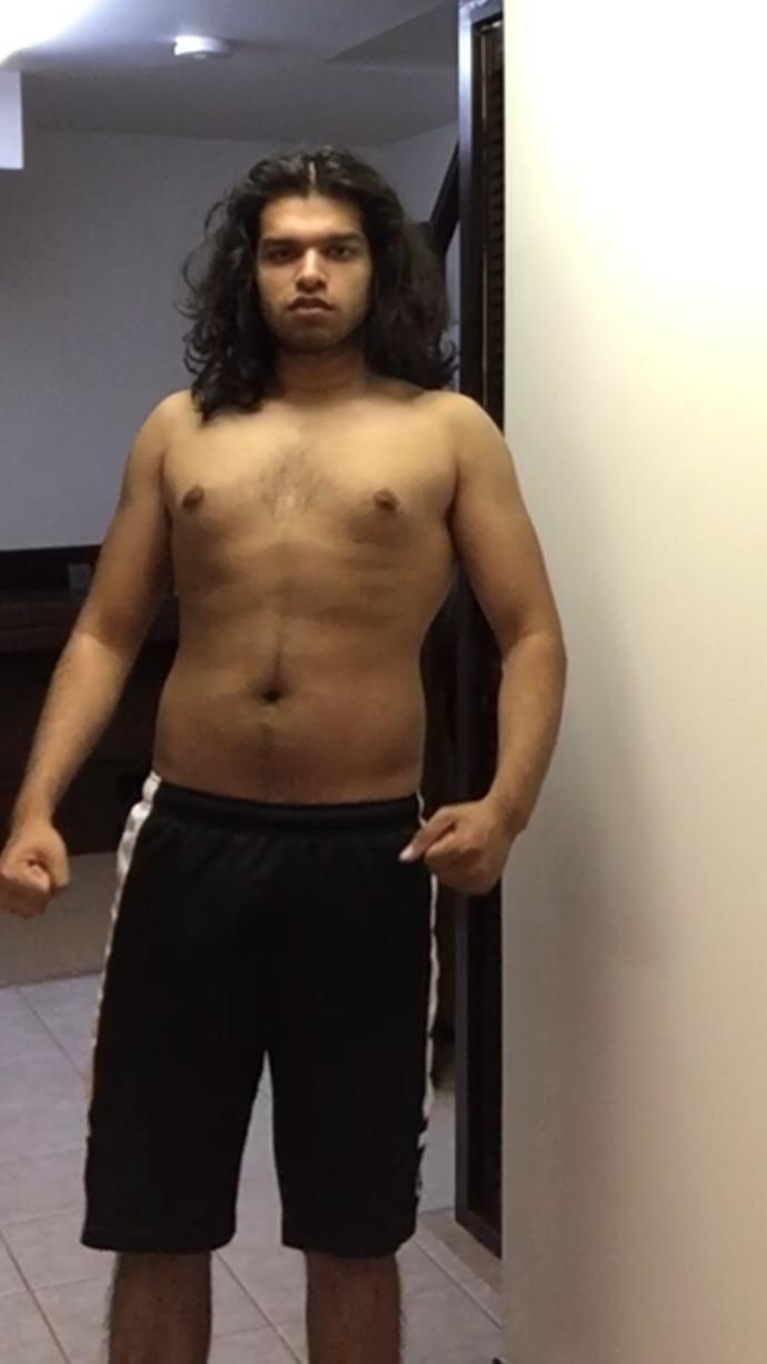 What body fat percentage am I? be brutally honest?