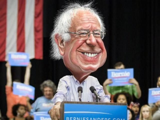 Does anyone actually believe that Bernie will deliver on the gifts and prizes he's offering?