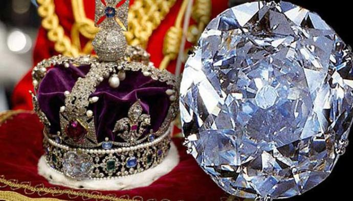 Isn't it shameful that Queen Elizabeth's wears world's largest diamond Kohinoor on her crown which British actually stole from India?