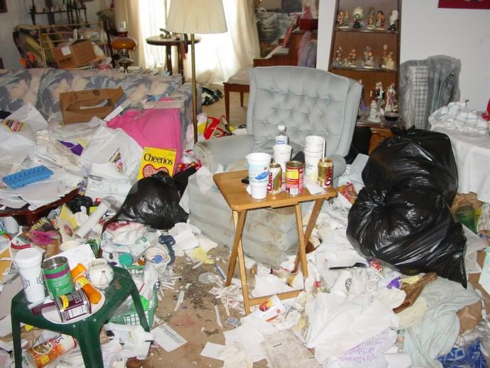 Could you maintain a relationship with a Slob?