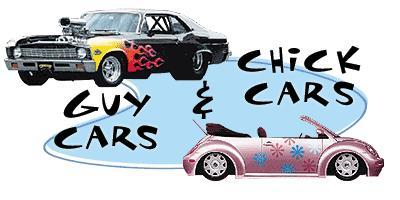 What car do you classify as a woman's car?