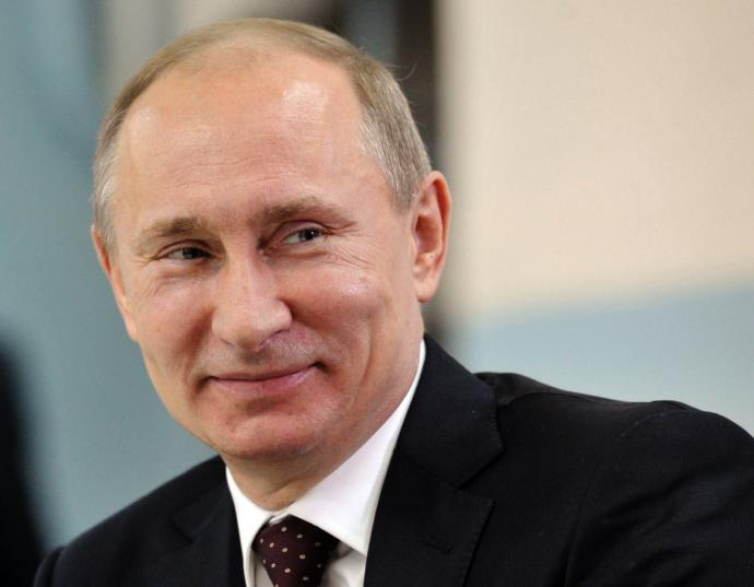 The U.S. president is no longer the most powerful man on earth, Putin is? Agree or disagree?