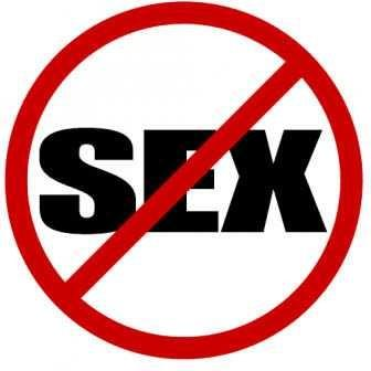 How would you react if your partner said NO MORE SEX?