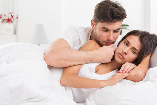 Would you marry a person with a low sex drive?