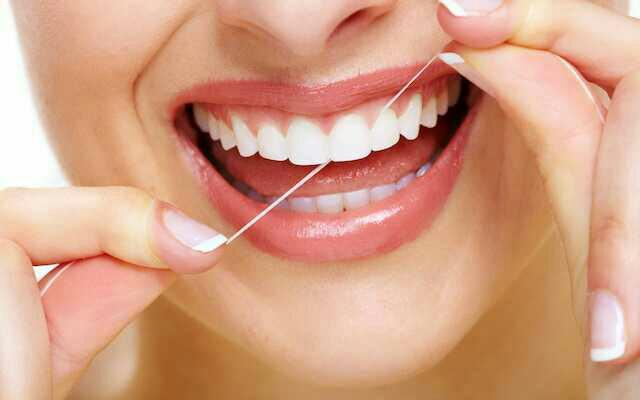Do you floss your teeth?