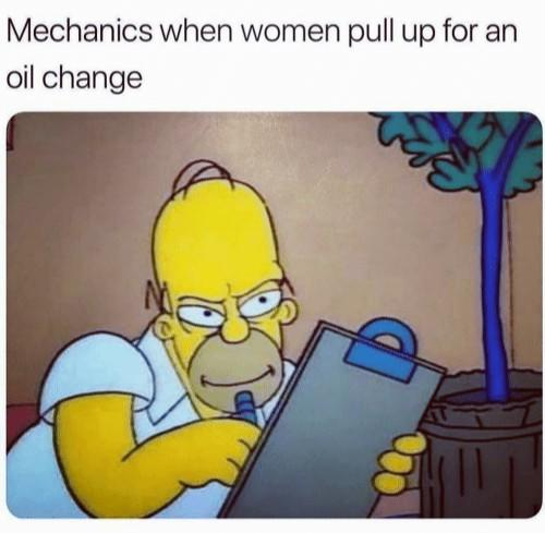Do mechanics really overcharge women for repairs?