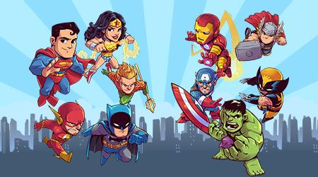 If you were a real superhero, who would you only tell?