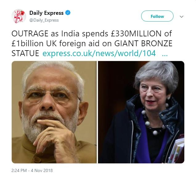 Should Britain stop giving India charity cash donations?