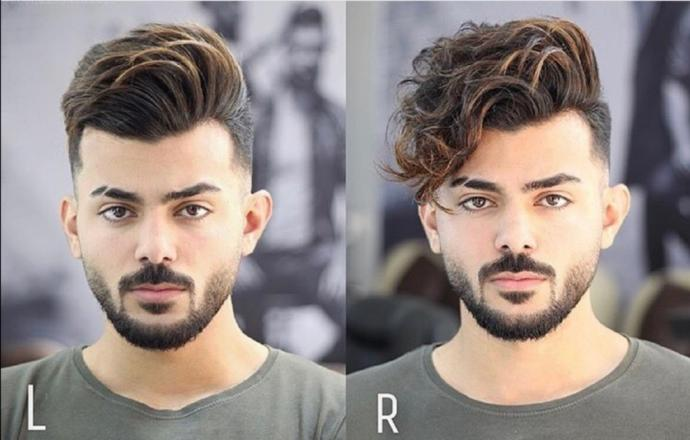Which hair style is better?