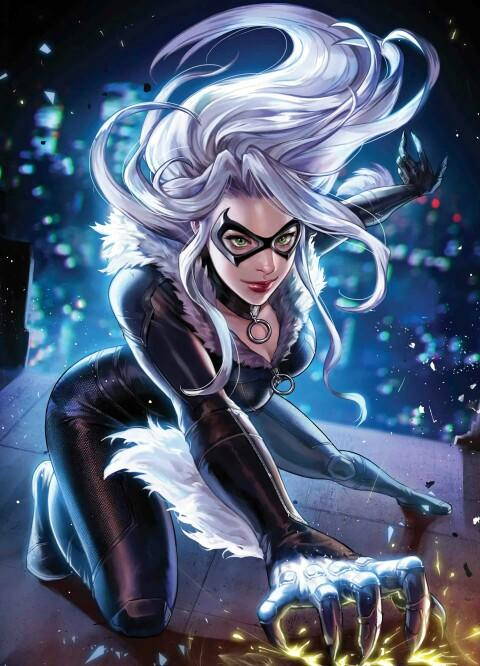 Who is your favorite Femme Fatale from Marvel Comics??