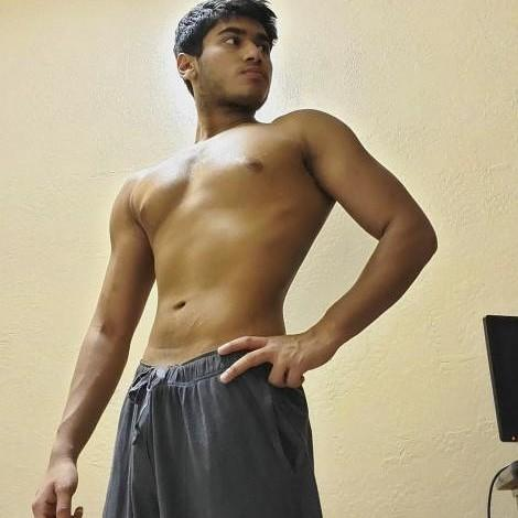 17 Year old body builder HYPE?