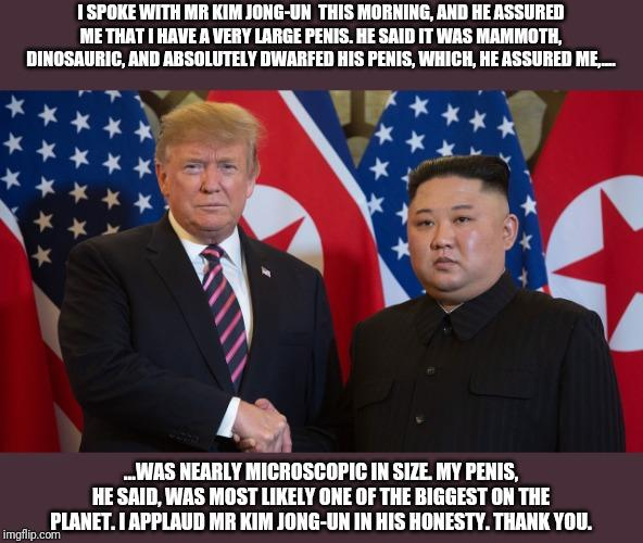Should Trump get the Nobel peace prize, presidential medal of freedom and congressional gold medal for bringing peace to korea?