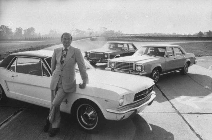 Rip Lee Iacocca, the father of the Mustang and Minivan dead at 94?
