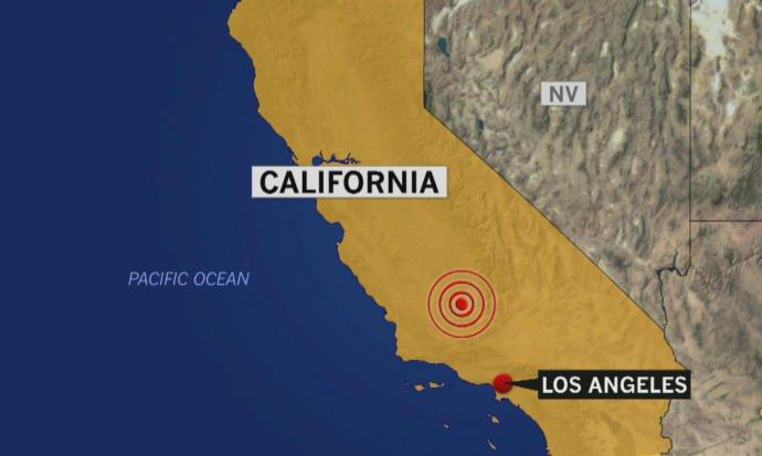 For those effected by todays earthquake in California, are you safe and unharmed?