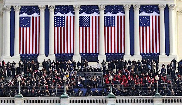 The second inauguration of Barack Hussein Obama