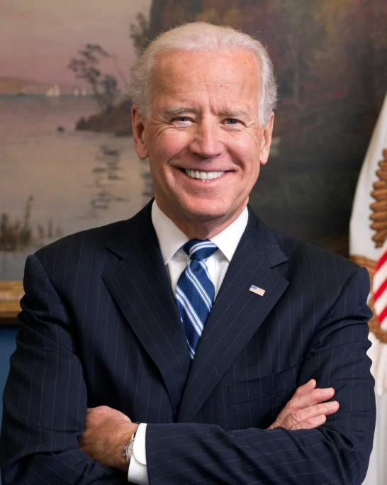 Does Joe Biden really think he can beat President Trump in 2020?