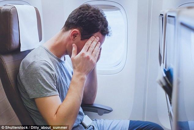 Are you scared of flying? if so what calms you down?