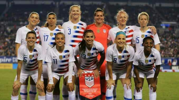 Could the US women's national team beat the US men's national team?