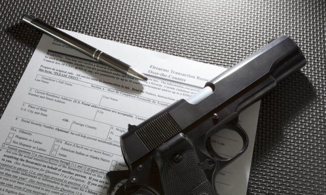 Do you think there should be background checks for purchasing a gun and why?