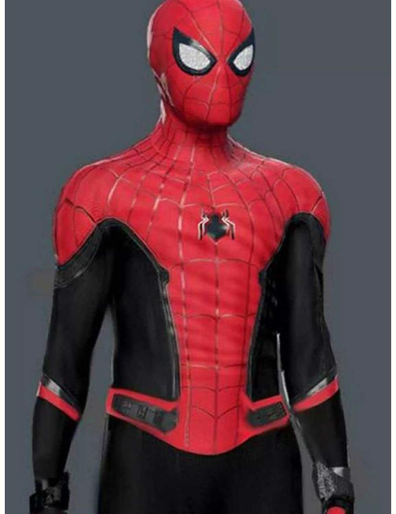 Which Spider-Man suit do you prefer the red and blue or the red and black??