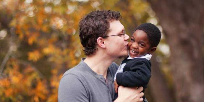 Do you support interracial adoption?