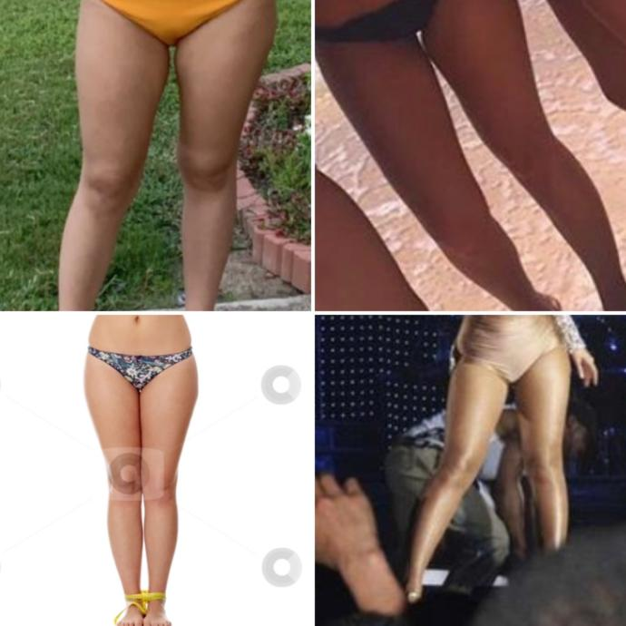 Guys which type of legs is the most attractive on a woman?