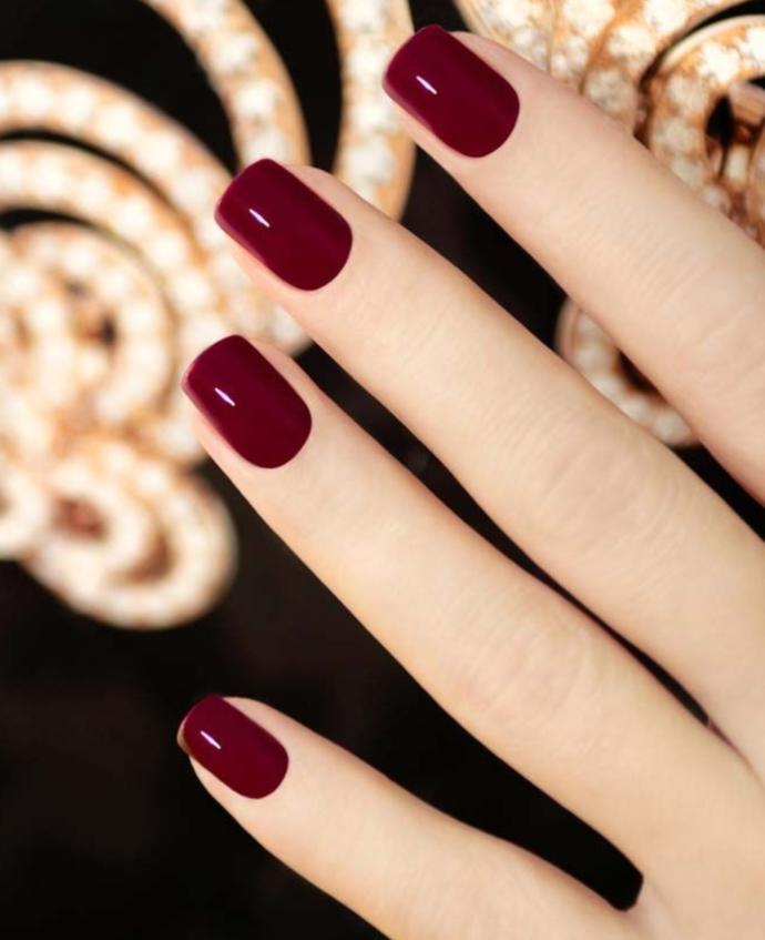 Guys, what size manicure do you prefer a woman to have?