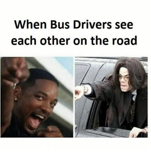 Do you thank the bus driver every time you hop off the bus?