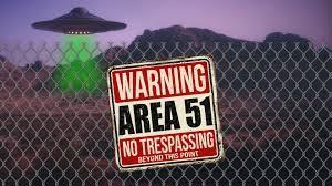 Are people really planning to Naruto Run into Area 51??