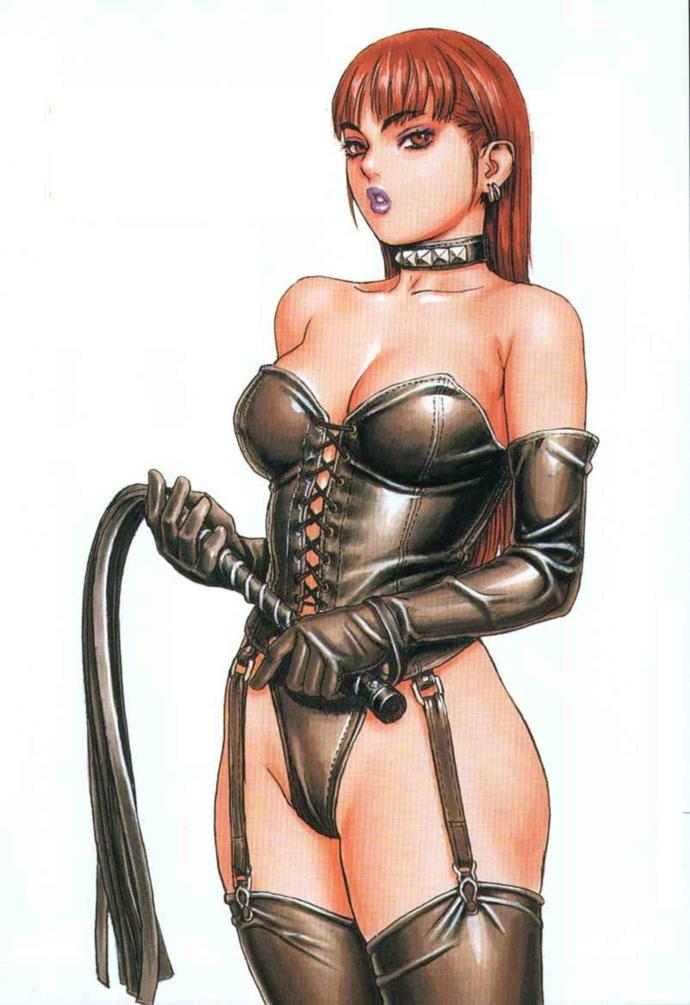 Would you date a man who lives with a dominatrix?