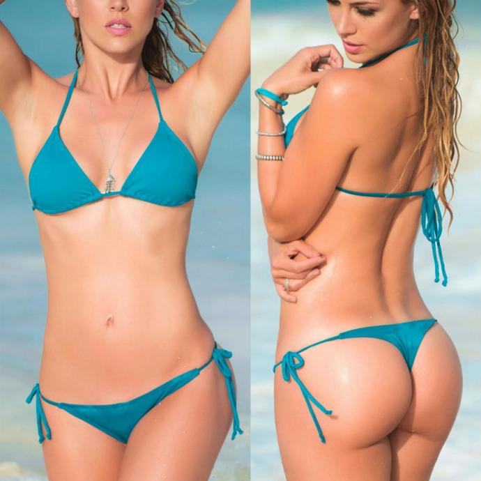 Girls, what do you think about the thong bikinis?
