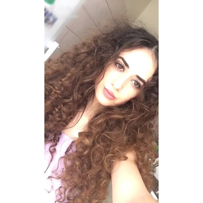 Do you like curly hair?