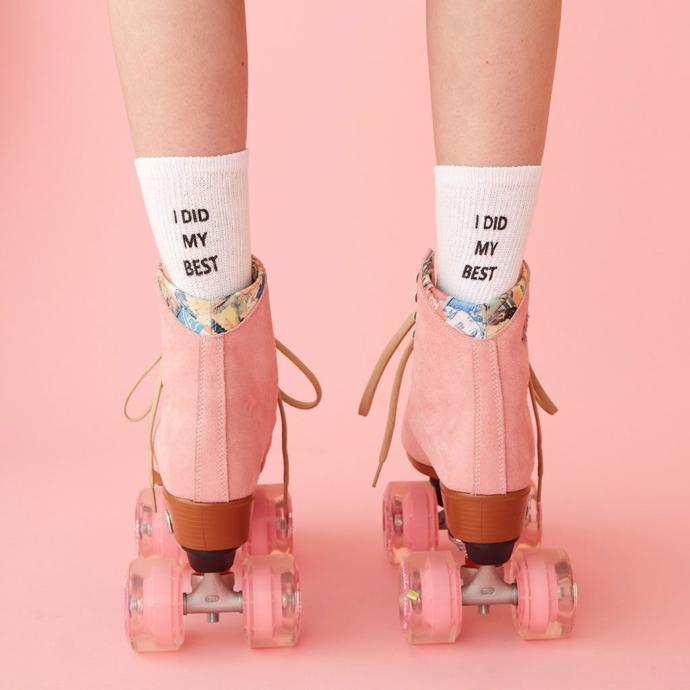 Can you roller skate?