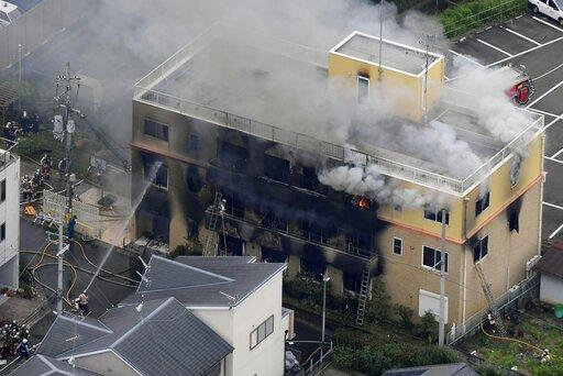 Breaking News: Multiple Fatalities confirmed in Arson Attack on Kyoto Anime Studio. Thoughts?