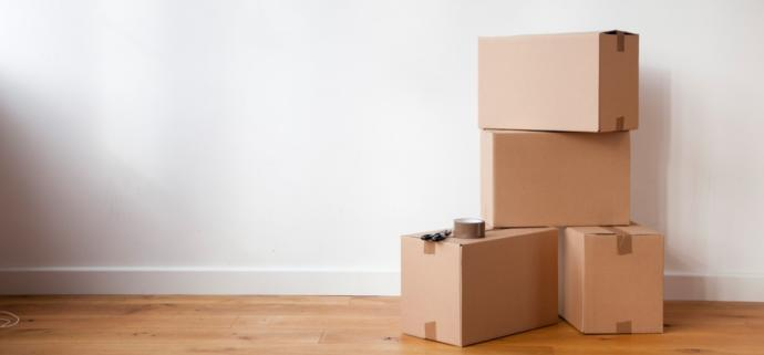 Do you follow a timeline when moving out during a break up or pause from your partner?