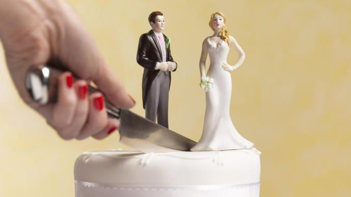 What's the best advice you've given or received for moving on after a divorce or break up?