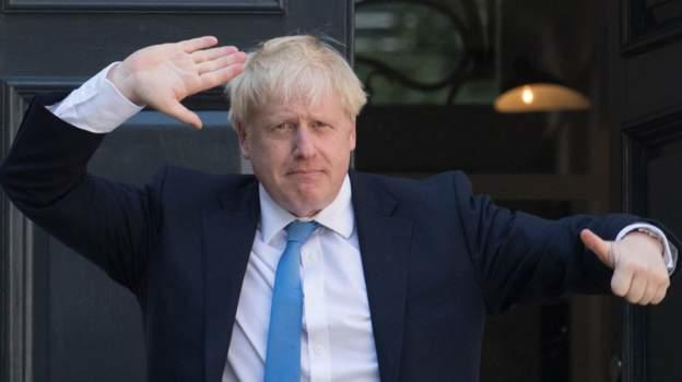 "The new Prime Minister of the UK is Boris Johnson, backed by Trump as a ""mini-me"" and he's certainly divisive"