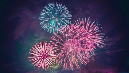 Have you ever made or went to see fireworks to impress your date?