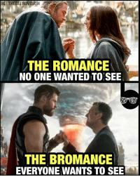 Thor: Love and Thunder, should Marvel create new& interesting female superheroes or piggyback on & replace male superheroes?