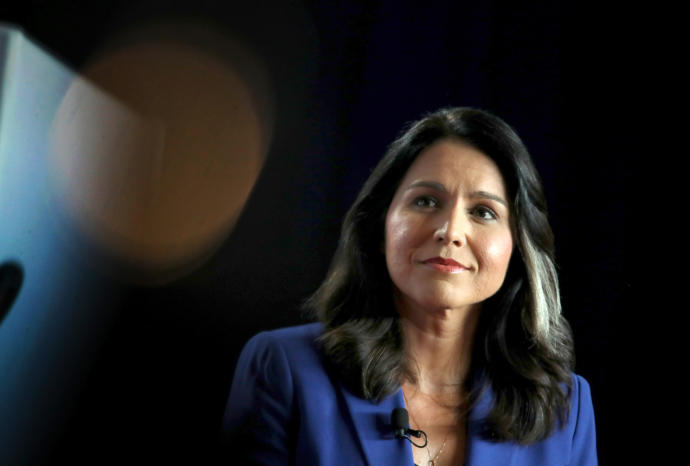 Do you believe Tulsi Gabbard, that Google is now censoring moderate Democrats as well?
