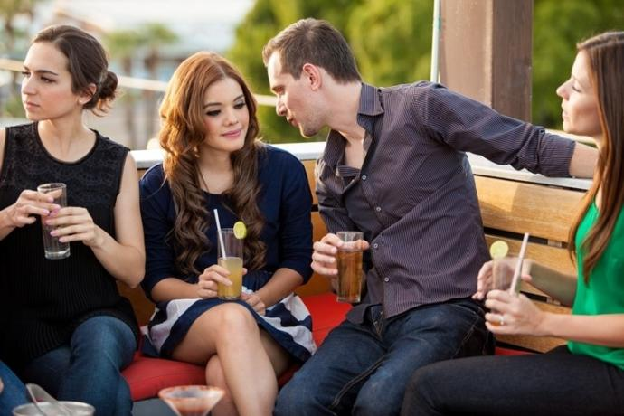 What's the best way to get comfortable with flirting?