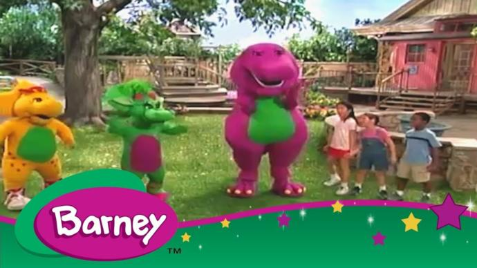 Would it be ok for a boy to watch Dora or Barney?