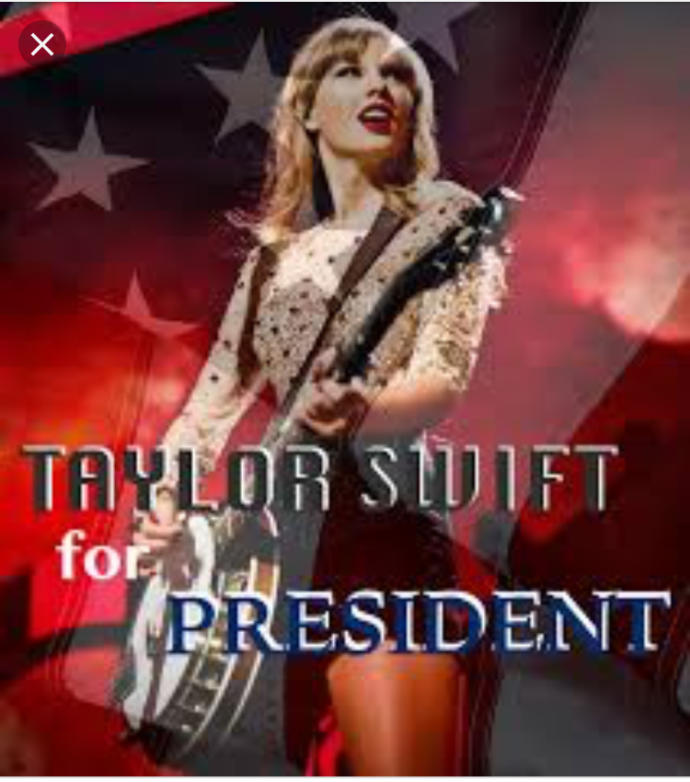 What do you think about Taylor Swift for President of USA?