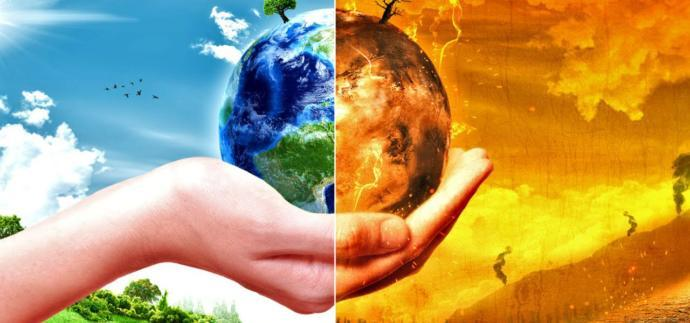 What do you think we as a society should do to prevent global climate change?