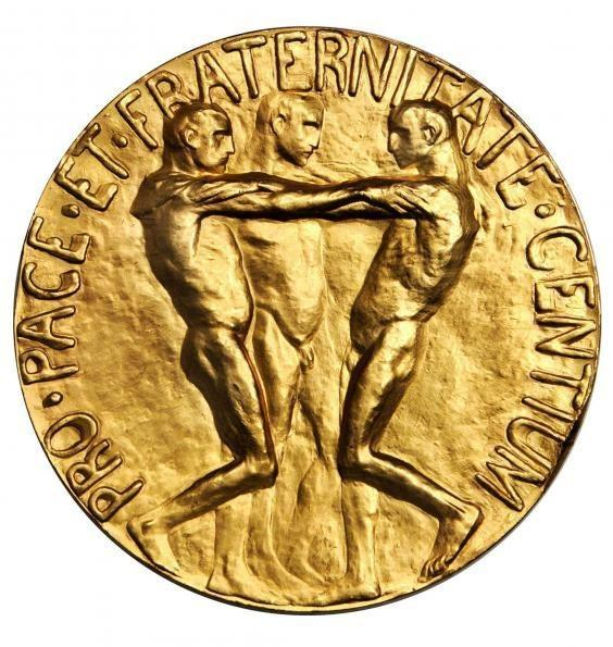 Is it just me, or does the design of the Nobel Prize medals look gay to the rest of you too?
