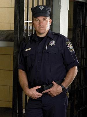 Ladies! How sexy is Brad Bellick?
