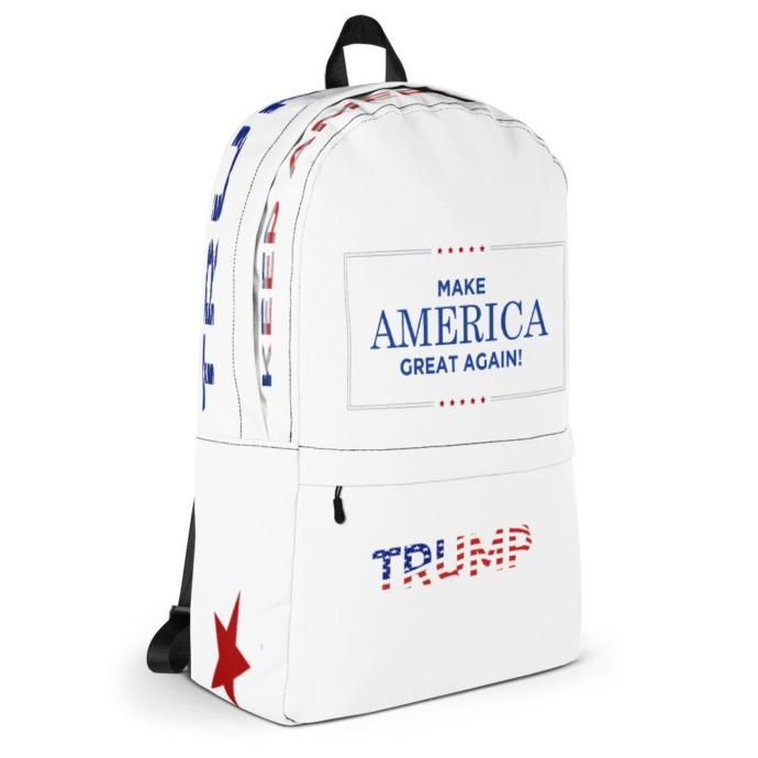 It's almost that time again, back-to-school is here. Will your children be sporting the latest trump gear?