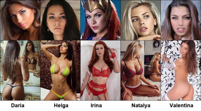 POLL, most beautiful russian women?