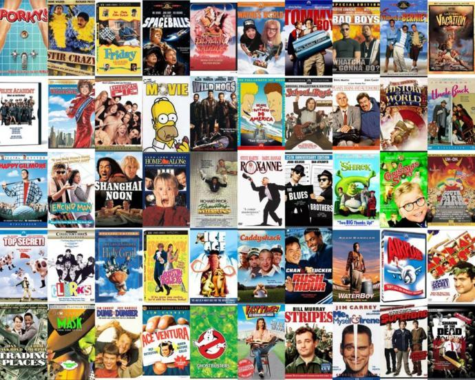 What your favorite comedy movie?
