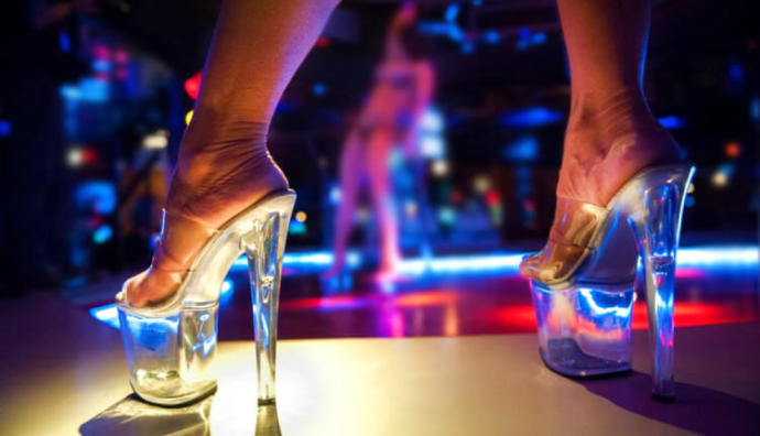Girls, What's the highest pair of heels you wear on a night out?